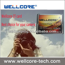 Wellcore sd card 64gb cf card reader digital photo viewer