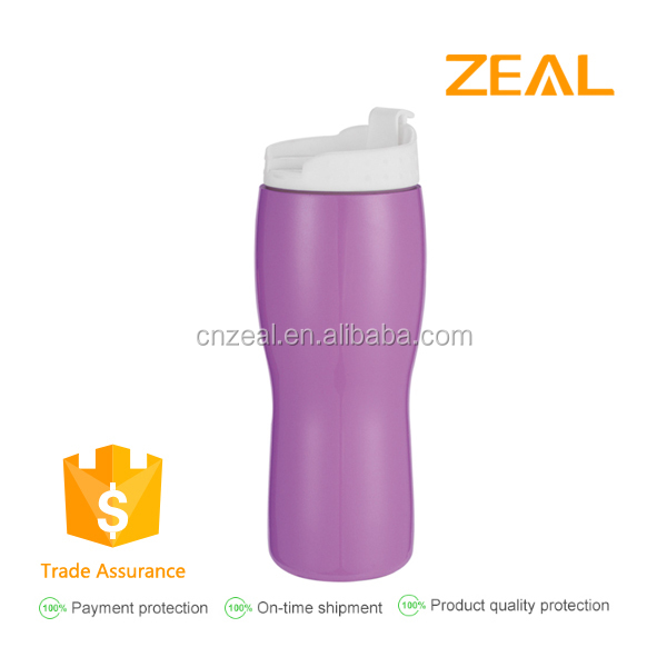 Zeal factory sale TM1004 metal custom travel mug