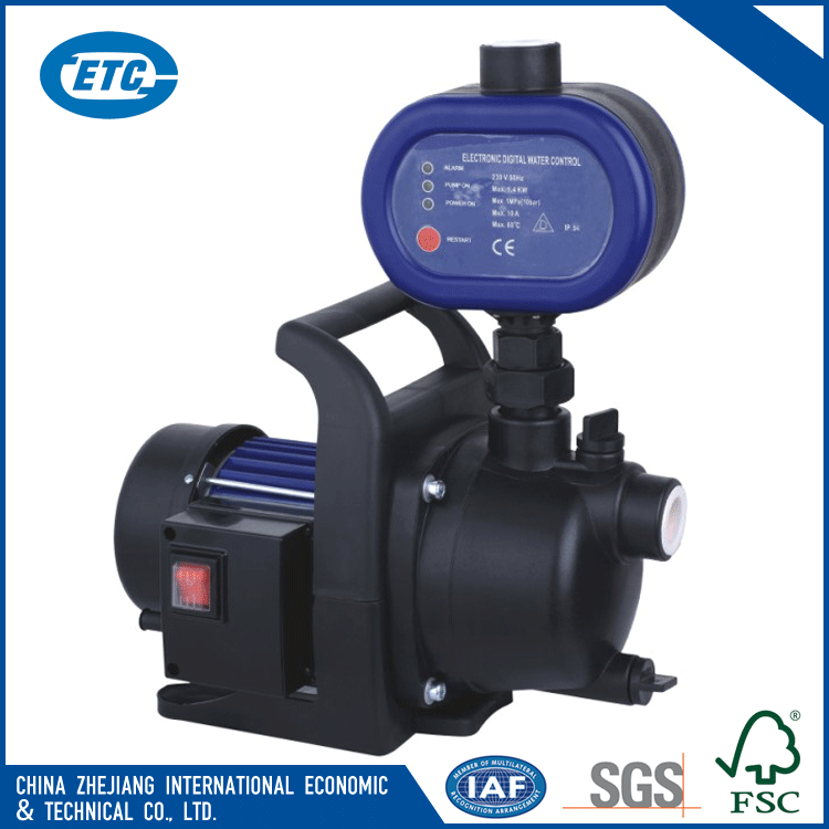 Low Pressure Stainless Steel Electric Submersible Clean Water Pump For House Use