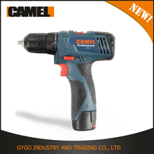 China Manufacturing Company Power Tools 12v cordless drill