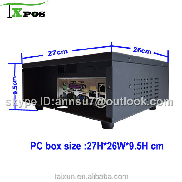 1037U PC case /PC box/Mini PC