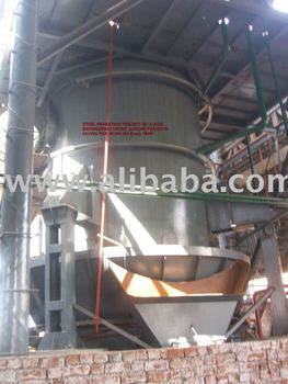 COAL GASIFIER FOR STEEL CHEMICALS TEXTILES PAKISTAN