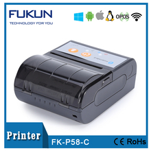 Portable Handheld Printer IOS and android System 58mm USB Portable Mini Printer