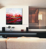 Free Sample Modern Oil Painting Home wall Decoration