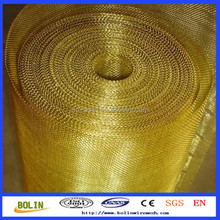 China Supplier different types of copper wire mesh/metal screen for radiator/decorative metal screen