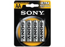 SONY CARBON ZINC AA SIZE BATTERY