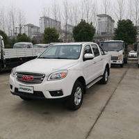 2018 Brand new China JAC double cabin 4x4 pickup for sale