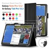 PU leather Smart cover with stand for Samsung Galaxy Note Pro 12.2 P900