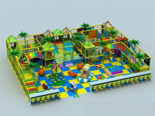 wooden recycled playful on sale kids indoor playground equipment
