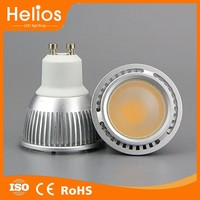5W led spot light dubai GU10 with frosted cover aluminum 5w gu10 led long neck lamp