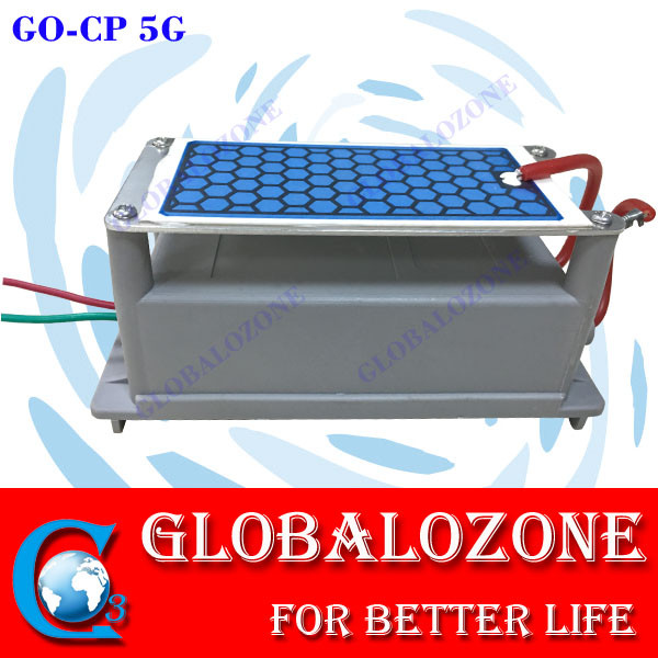 5g/h air purifier ozone generator with long-life ceramic plates