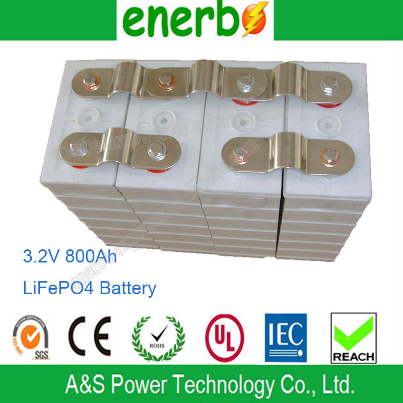 High Capacity 800Ah Battery Pack Operated Electric Vehicle LiFePO4 Battery from Dongguan Battery Manufacturer