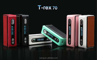 single battery box, 510 thread/USB charge. Joecig vapor, stock offer. Trex