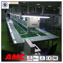 auto assembly conveyor belt for Led tv line/mobilephone