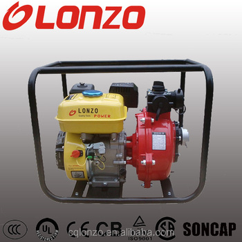 New LZGZ50-100 Fire High Pressure Water Pump With CE Certificate