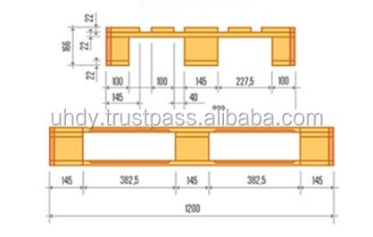 europalette art und holz material nach epal paletten palette produkt id 180006974. Black Bedroom Furniture Sets. Home Design Ideas