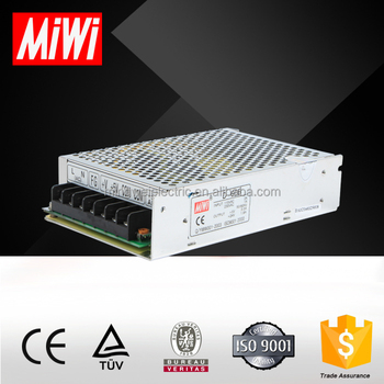 D-60 ac to dc 60w dual voltage 12v & 5v power supply