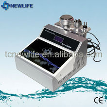 RU300 Super Performance desktop ultrasound liposucntion cavitation rf bip vacuum sliming face lifting machine