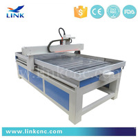 Stepper or servo motor cnc router machine LXS1224 / Factory direct sale wood cnc router