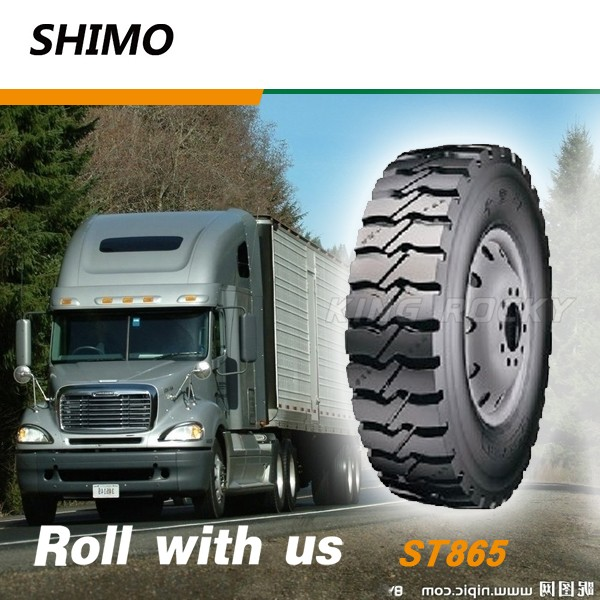 st865 750r16 truck tires japanese used