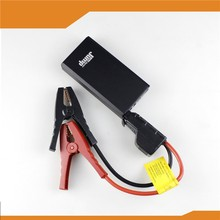 Matt finished metal matt finished powerful 12V compact jump starter clamp current 400A