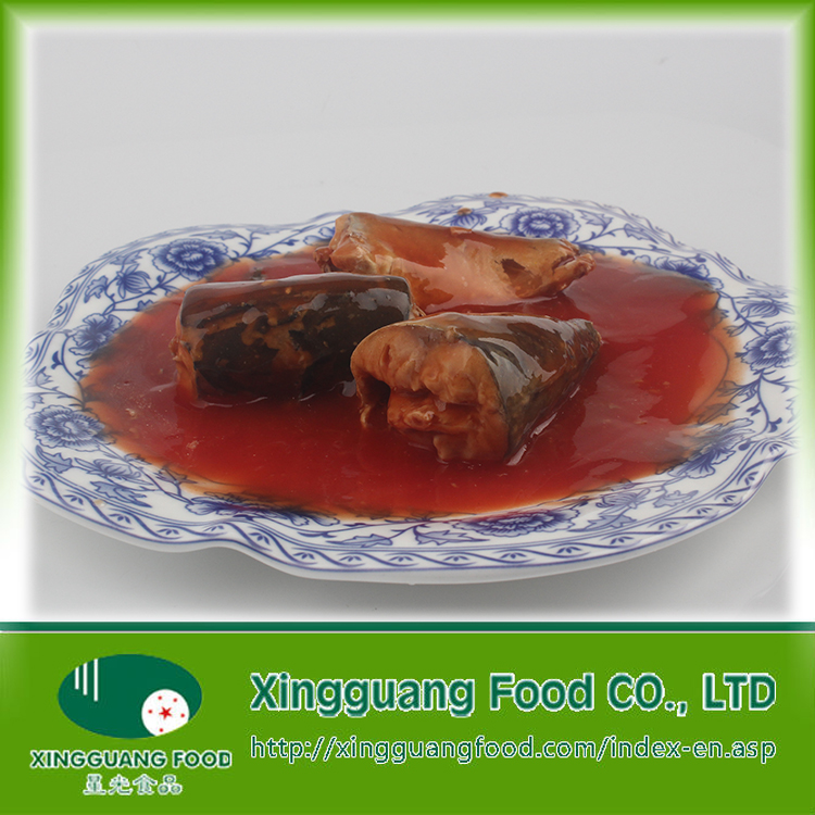 High quality Canned Sardine in vegetabel oil/tomato sauce/brine