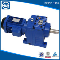 R series SEW style helical gear reducer speed gearbox
