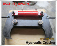BS-HD420 stone crusher machine hydraulic rock crusher machine