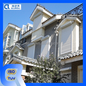 Aluminum Doors&Windows Roller Shutter