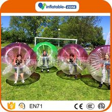 Factory price bubble ball manufacture bubble soccer zorb ball