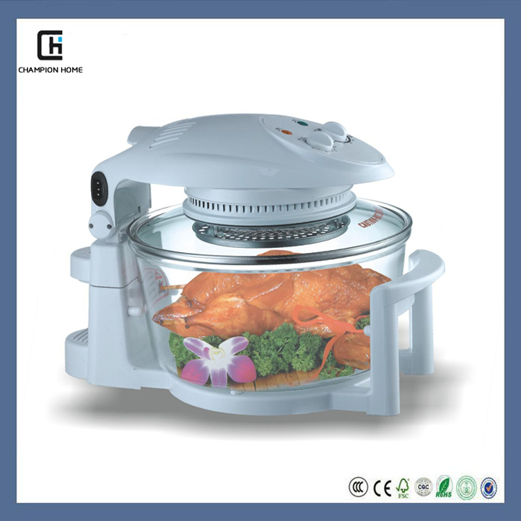 3.5L turbo halogen oven