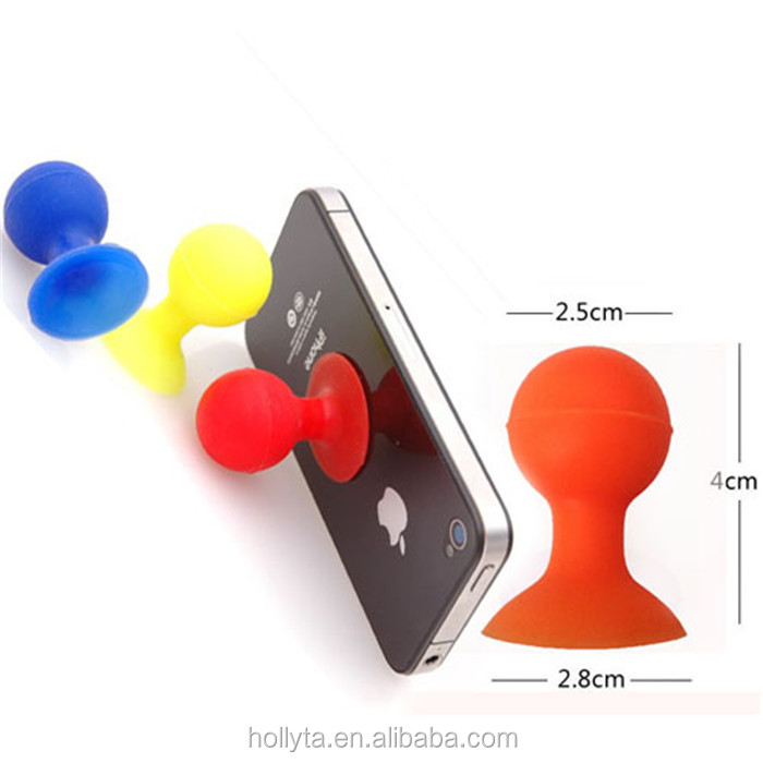 High Quality Funny Silicone Mobile Phone Holder for Cars