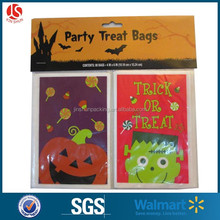 Cellophane gift bag Halloween trick or treat bags promotion