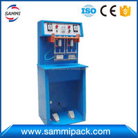 Hot cheap top grade semi automatic tube sealer with cutter