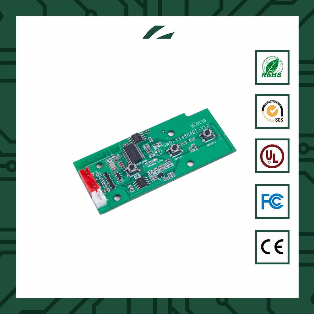Green Multilayer Pcb Board Used On Projector Motherboard