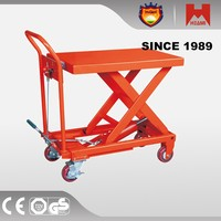 Electric Hydraulic Motorcycle Lifter, Lifting Table AX-350A