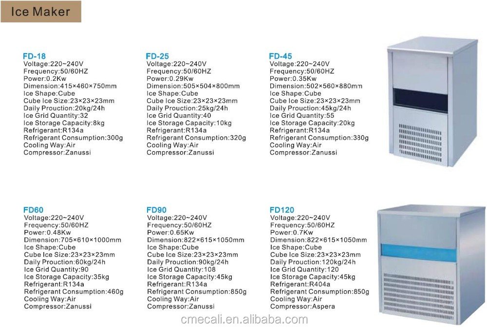Ice making machine ice maker machine ice block making machine price