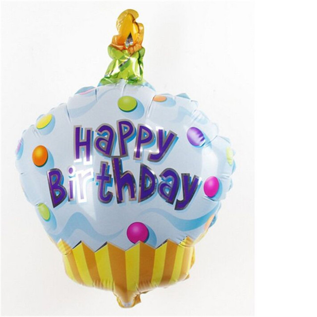 Kids birthday balloons Mini Crown number Balloons  Boy Happy birthday candy princess balloon 40*30cm(not include stander)