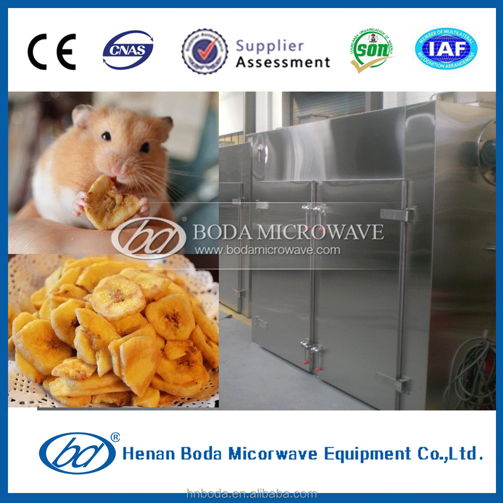 stainless steel dried fruit processing machine/ dried banana tomato process line