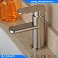 Beelee BL3044N Brushed Nickel Soild Brass Bathroom Hand Wash Tap