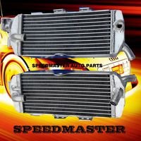 aluminium motorcycle radiator factory for KTM LC4 620 640 660 98-07