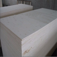 High quality wateproof finger joint core film faced plywood