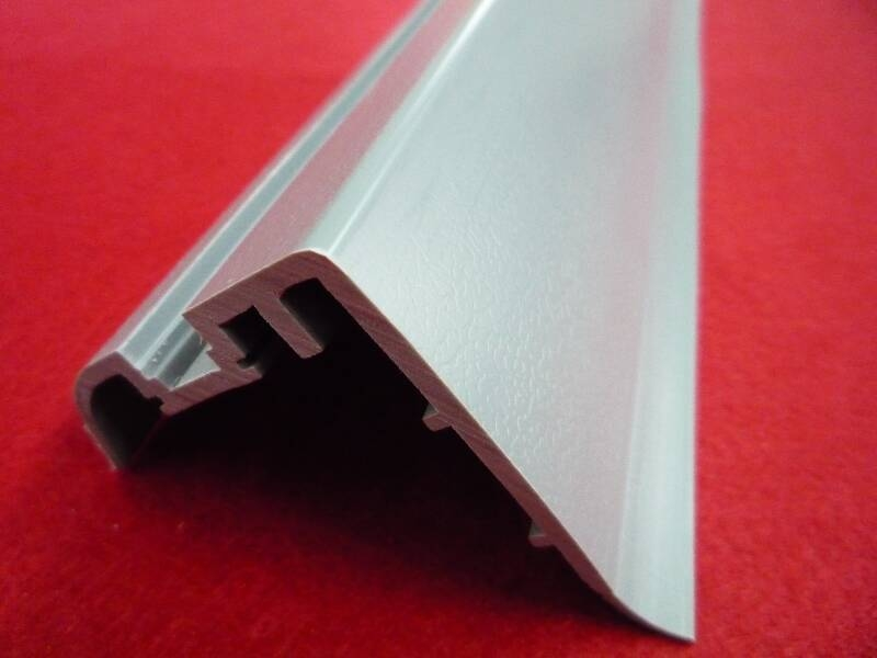 custom display profile/ Plastic stoppers/ FLAME RETARDANT PLASTIC COMPOUND
