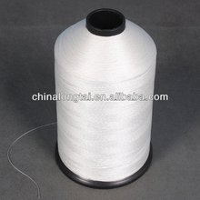 Good flexibility polyester nylon waterproof sewing thread