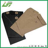 A4 C5 Brown Kraft Paper Envelopes Printing Factory