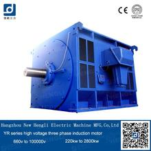 china made 2500kw 3 phase slip ring motor