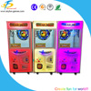2016 hot sale mini claw arcade game machine children crane claw machine for sale