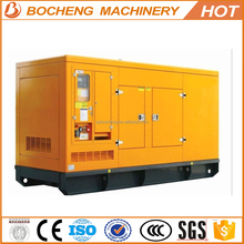 150kw 165kva silent or open industrial heavy duty generator