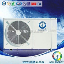 Split unit heat pump cover for South Africa exhaust air heat pumps