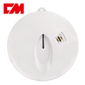 Battery Operated Home Security Alarm System Wireless Smoke Detector
